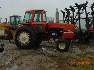 Allis Chalmers Ac 7050 Tractor - photo