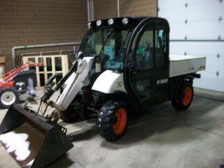 2006 Bobcat Toolcat 5600 Utility Work Machine photo