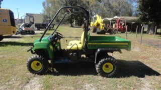John Deere Hpx Gator 4x4, photo