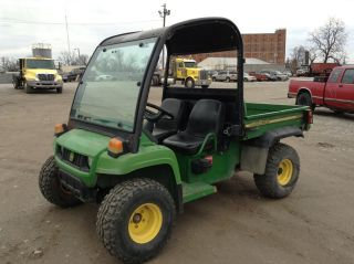 2006 John Deere Tx 4x2 Gator 13hp photo