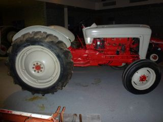 Ford Naa Tractor photo