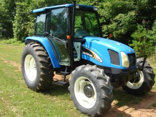 Free Delivery Within 500 Miles 2007 Nh Tl100a 4wd,  Air,  98 Hp,  1200 Hrs photo