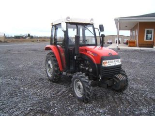 Yto 304 Orchard Tractor photo