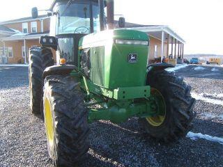 John Deere 4050 Tractor photo
