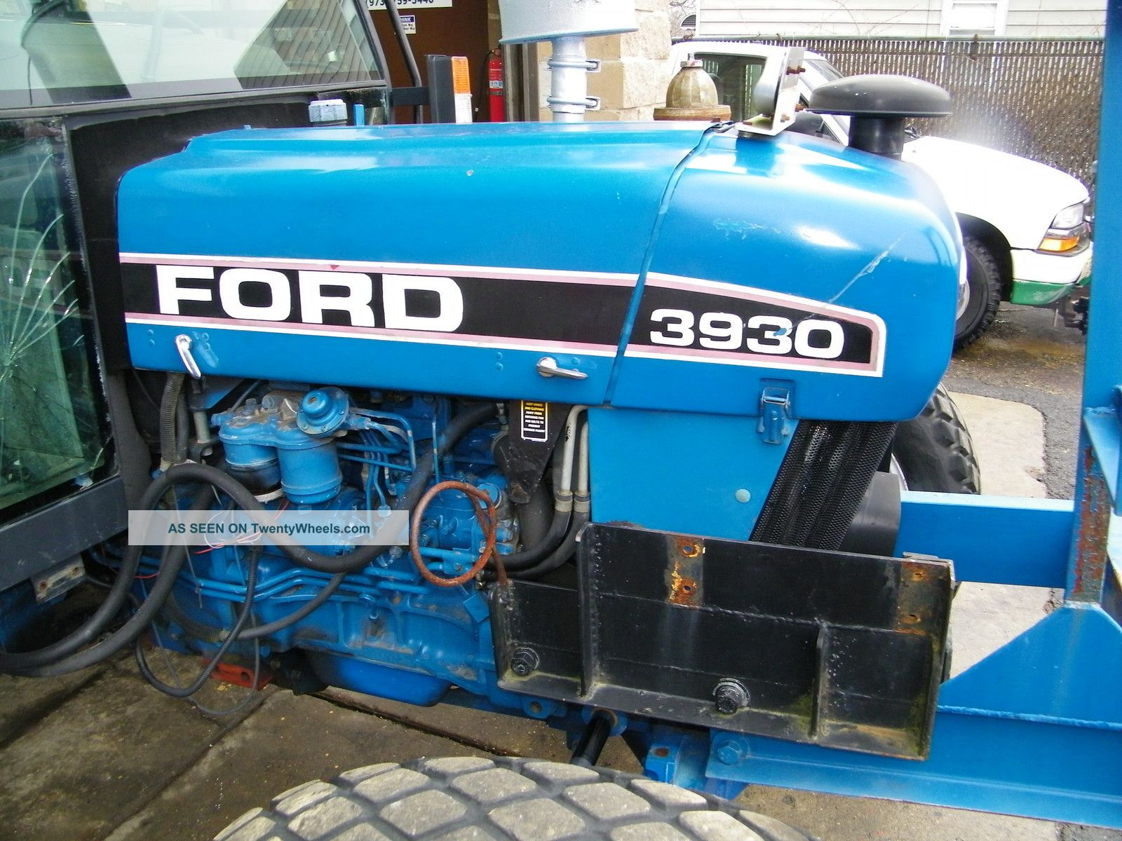 Ford 3930 Tractor Filters