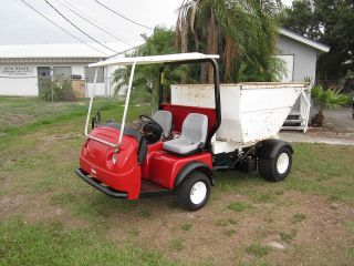 2006 Toro Workman 3200 With Standard Toro Dump Body photo