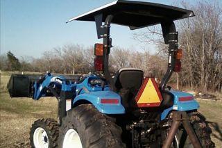 2008 New Holland Tc40 Da Tractor photo