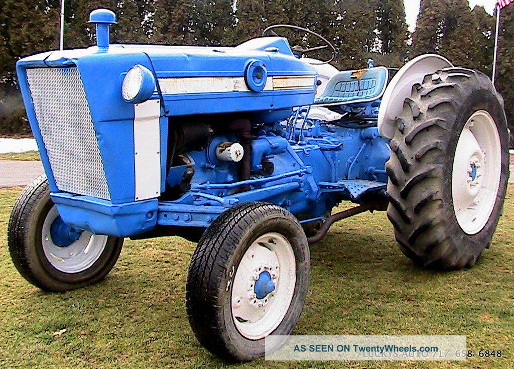 69 Ford 3000 Tractor : Ford tractor pictures autos we