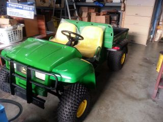 2002 Refurbished John Deere Gator 4x2 photo