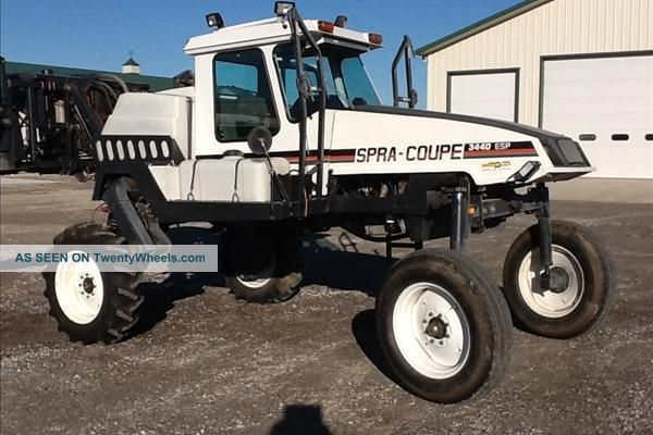 2000 Spra Coupe 3440 Utility Vehicles photo