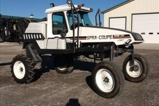 2000 Spra Coupe 3440 photo