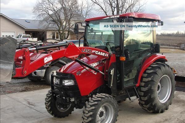 2010 Case Ih Farmall 50 Tractors photo