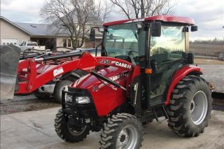 2010 Case Ih Farmall 50 photo