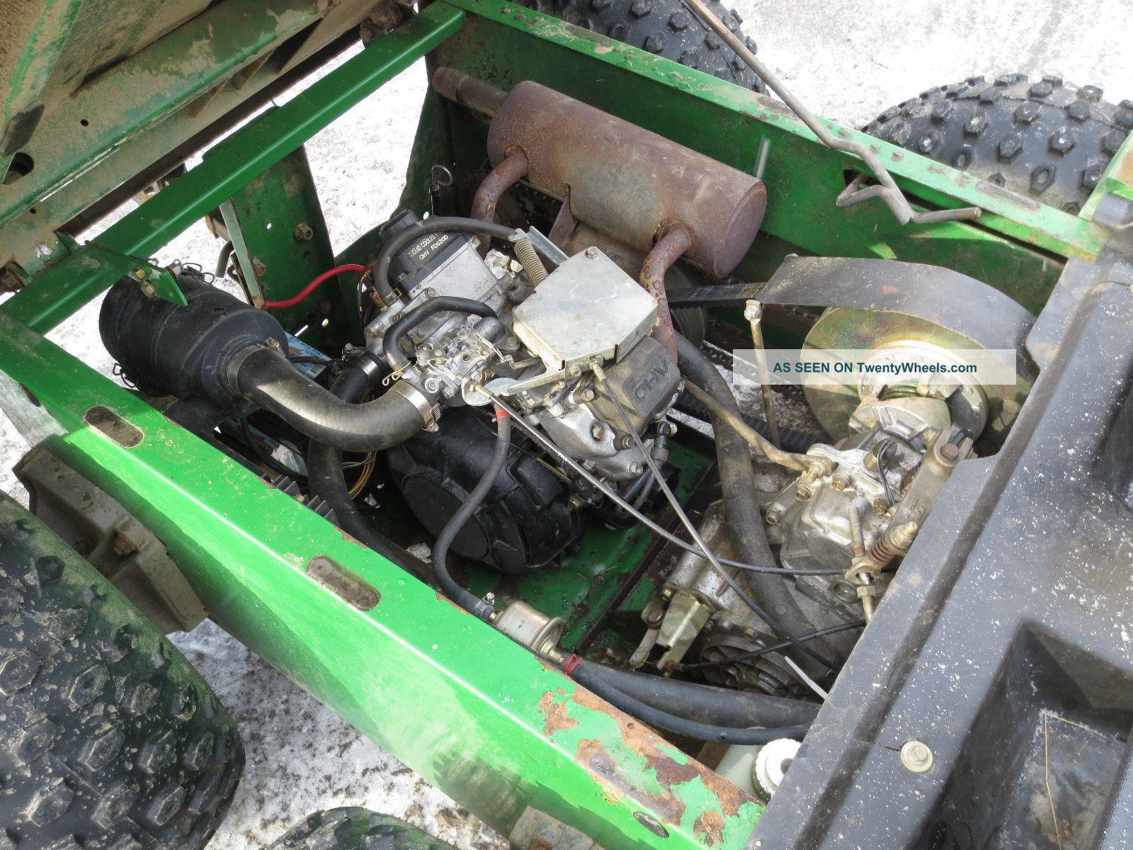 John Deere Gator Kawasaki Engine Best Deer Photos Diagram 4x6 4x4 Gas Dump Utility Mini Truck Utv