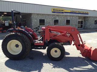2001 Mahindra 4110 Tractor Stock U0001522 photo
