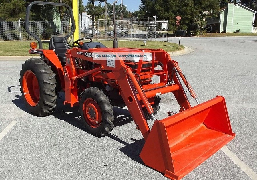 2001 Kubota L2600dt 4wd Compact Tractor W/ Loader – 250 Hrs - Stock U0001476 Tractors photo