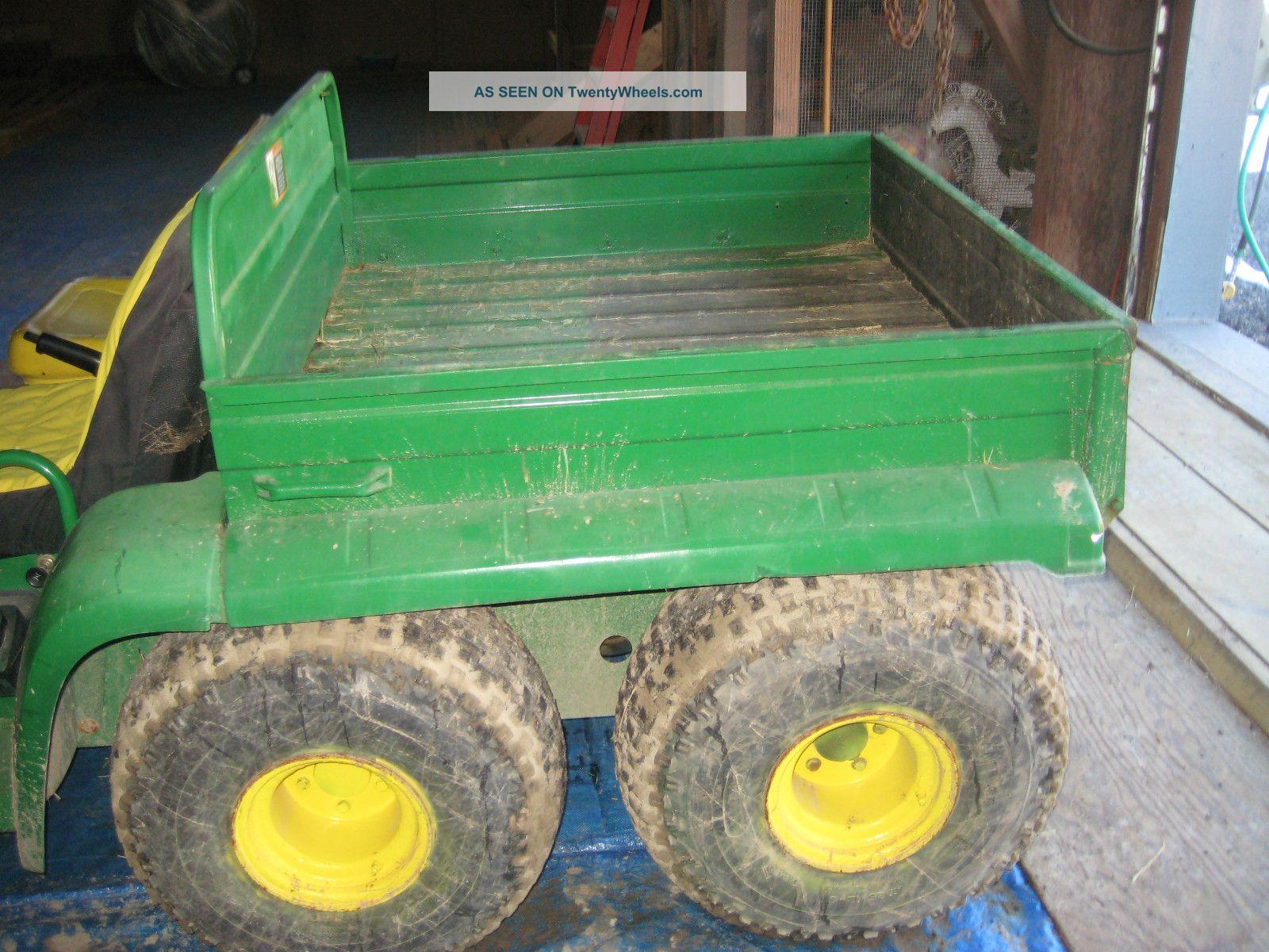 John Deere 2x6 Gator Farm Vehicle Utility Vehicles photo