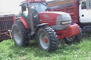 2005 Mccormick Mtx135 Tractor 4wd photo