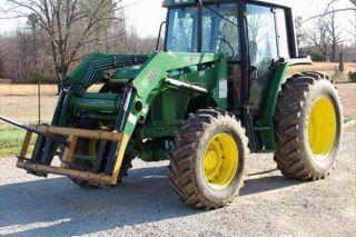 1994 John Deere 6400 Tractor photo