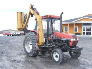 Case Ih 4230 Tractor/mower photo