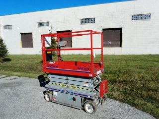 2006 Sky Jack Electric Scissor Lift,  Very Clean Very Low Hours photo