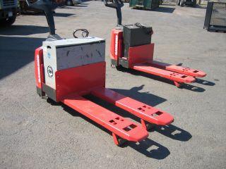 Raymond Forklift 2009 Model 830 Jack,  6000lb Capacity,  48