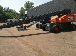 Jlg,  Platform Aerial Lift,  Jlg80x Plus 86 ' Lift photo
