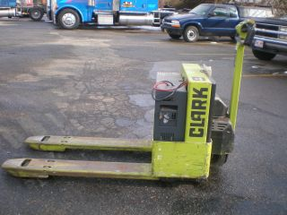 Clark Walkie Pallet Truck 2 Available photo