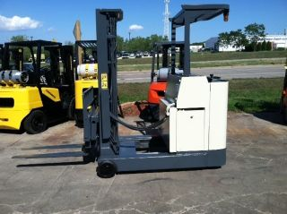Kalmar Moving Mast Reach 3500 Lb Acnm35w Forklift Lift Truck photo