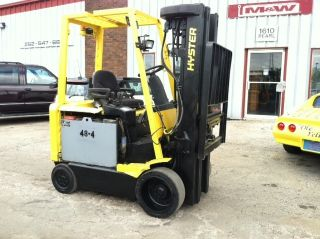 Hyster Electric 6000 Lb E60xm Forklift 240