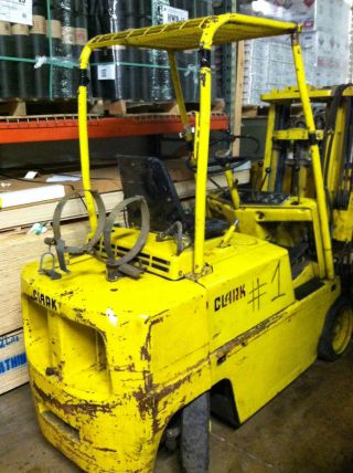 Clark Forklift C500 - 50 photo