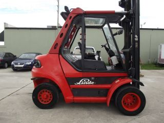 2005 Linde Hd70d - 03 Forklift photo
