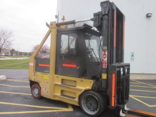 2006 Taylor Tco300s 30,  000lb Capacity Forklift Cab Diesel Rental Ready photo