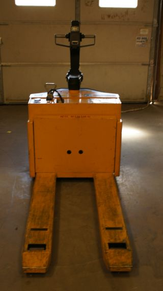 Big Joe Ptw - 40 Electric Pallet Jack 4000 Lbs 38 Hours Only photo