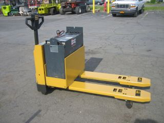 2001 Yale Forklift Electric 6000 Walk Behind Jack Hd photo