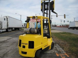 2004 Hyster S120xm 12,  000 Lbs Forklift photo