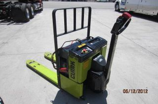 Clark Ewp 45 Electric Pallet Jack photo