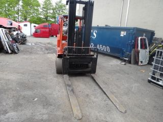 1996 Toyota Forklift 6pgcu45 photo