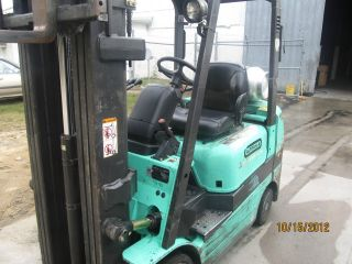 Propane Forklift photo