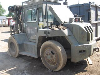 Windham 10,  000 Diesel Forklift Fork Positioner,  Sideshift 893 Hours photo