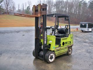 Clark Gcx20 4k Forklift photo