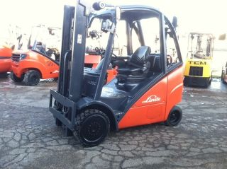 2005 Linde Cushion 5000 Lb H25ct Forklift Lift Truck photo