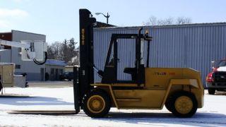 Hyster 280 Xl2 Diesel Forklift photo