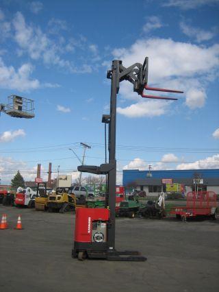2003 Raymond Forklift Reach Truck 4000lb 211