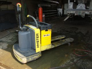 Hyster Electric Pallat Jack 2818a photo