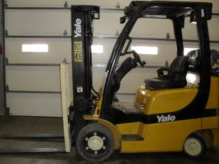 Yale Glc050vxnse050 Fork Truck / Fork Lift photo