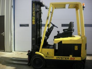 Hyster E50xm - 33 Fork Truck / Fork Lift photo