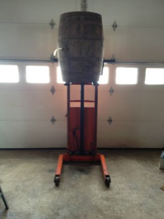 Presto Stacker Fork Lift photo