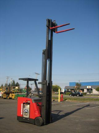 2001 Raymond Forklift Dockstocker/pacer 3000 188