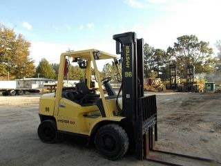 Hyster H80 Xm Forklift photo